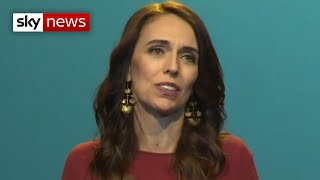 New Zealand 2020: Prime Minister Jacinda Ardern wins second term
