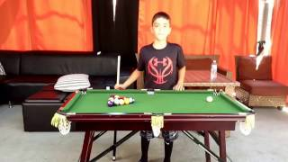 Pool Table - Mini Pool Table Match With Anthony!
