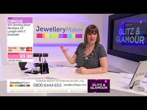 JewelleryMaker LIVE 01/03/17: 6PM - 11PM