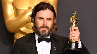 Casey Affleck Wins Best Actor At 2017 Oscars DESPITE Allegations Controversy