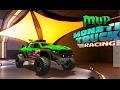 MVP vs Big Ugly - Monster Trucks Racing Official Movie Game by Paramount Pictures