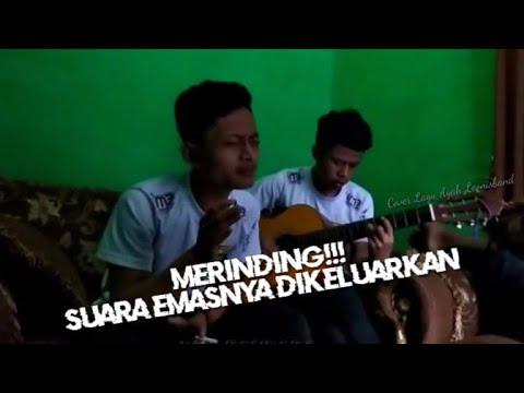 merinding-banget||cover-lagu-ayah||-leonis-band-by-2saudara