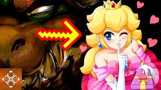 10 DARK SECRETS About Peach And Bowser Nintendo Hid Within Games