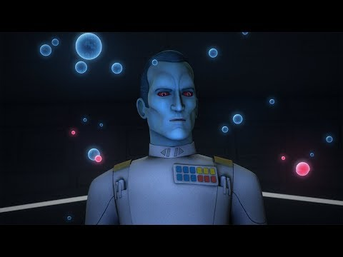 Download Youtube: Behind The Scenes: Thrawn | Star Wars Rebels