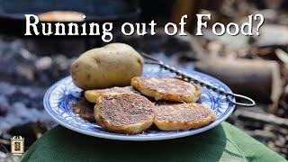 Leftovers to the Rescue! - Potato Pancakes from 1732