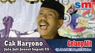 Gambar cover Jula Juli Joosst Supali CS Ft. Cak Haryono - Gelang Alit - Indonesia