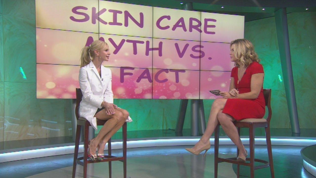 Dermatologist Breaks Down Skincare Myths Vs Facts Youtube