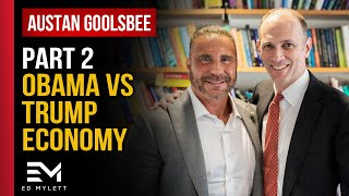 President Obama vs. Trump: You Decide! | Austan Goolsbee