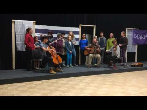 LACS Celtic Band - Jethro Tull Whistler