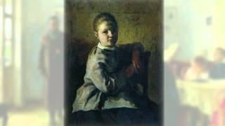 Сказки картинной галереи - Илья Репин (60 серия) (Уроки тетушки Совы)