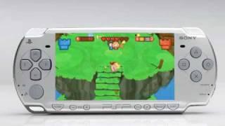 PSP Gameplay - Fat Princess: Fistful Of Cake