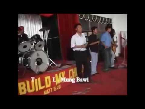Zomi song karaoke | Agape Itna Karaoke
