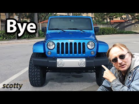 Here's Why GM is Suing Chrysler (The End of Jeep)