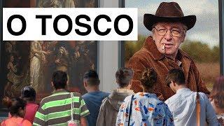 Olavo de Carvalho e o Tosco brasileiro | Christian Dunker Video