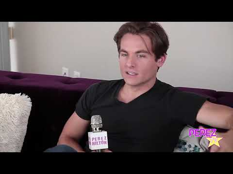 "EXCLUSIVE! Kevin Zegers Dishes On His Character On Fox's ""Gracepoint""!"