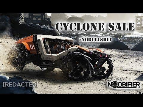 Updated Cyclone Sale Info - #nobullshit - Star Citizen