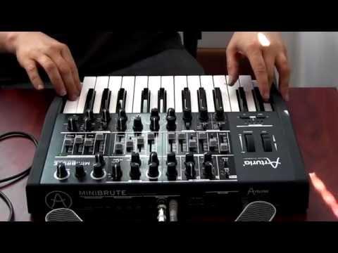 Santa Fe Community College Synthesizer Sound Design Class