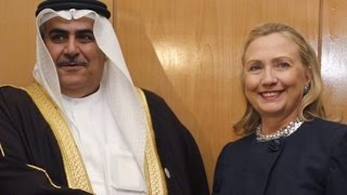 US Weapons To Bahrain Spiked After Paying Clinton Foundation $32 Million