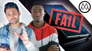 Why Foldable Phones will Fail...Then Succeed ft. MKBHD