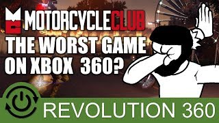 Motorcycle Club Introductory Gameplay Xbox 360
