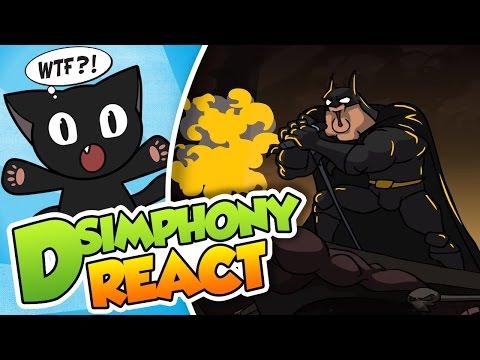 Batmetal Return   DSimphony React (Video-reacción)