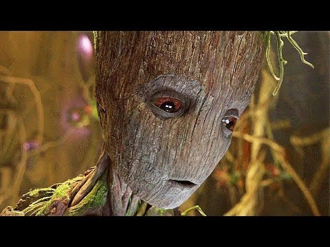 Groots Heartbreaking Final Line In Infinity War Revealed