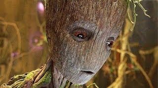 Groot's Heartbreaking Final Line In Infinity War Revealed
