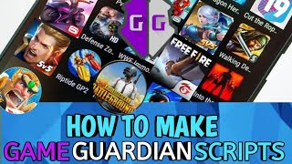 How To Make A Gameguardian Script Wiki - Woxy