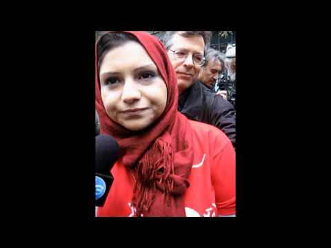 Egyptian Activist, Asmaa Mahfouz Occupies Wall Street