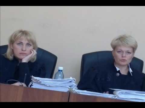 Судья откровенно нарушает закон...
