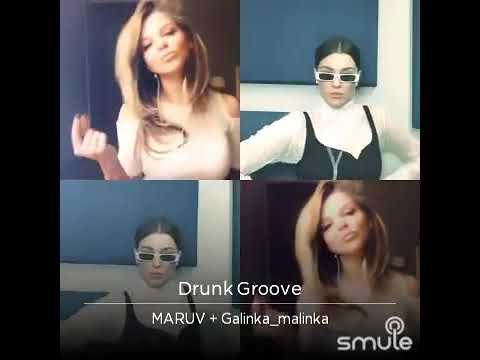 Maruv feat. Malinka - drunk groove thumbnail