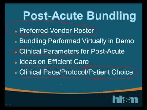 ACO Webinar Series Part 1 Understanding ACOs -- The Care Model of the Future