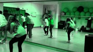 Dance fusion Fit mix vogue Ginásio Leirifitness