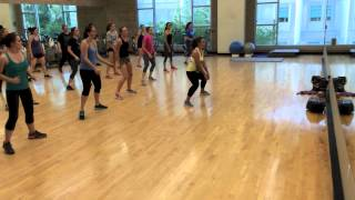 """She Got a Donk"" - Zumba & Dance Fitness Routine (by Soulja Boy)"