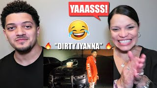 "MOM REACTS TO NBA YOUNGBOY! ""DIRTY IYANNA"" *FUNNY/FIRE REACTION*"