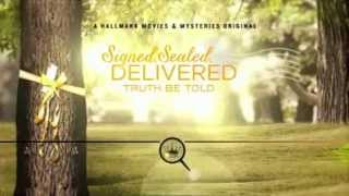 Signed, Sealed, Delivered Truth Be Told   Preview  Hallmark Movies and Mysteries