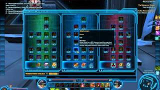 SWTOR How to respec!
