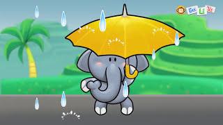 Tik Tik Bunyi Hujan Lagu Anak lagu anak indonesia