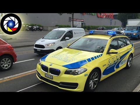 Ambulance et SMUR Genève // Ambulance & Medic Car Geneva