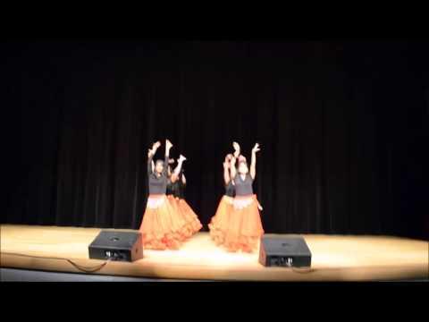 Maitri 2015 - University of Houston - Madhuri Dixit Tribute