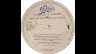 Ben Liebrand Feat Tony Scott  Move to the bigband