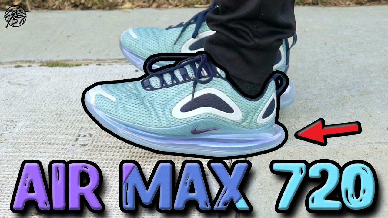 new arrival e6370 f5392 Nike AIR MAX 720 Review! Is it Comfortable
