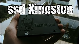 Обзор Ssd-накопителя Kingston A400