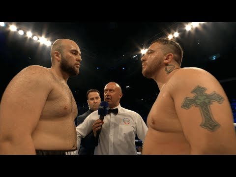 fight: Nathan Gorman v Sean &39;Big Sexy&39; Turner