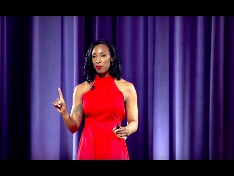 The Power Of Visualization   Ashanti Johnson   TEDxWillowCreek