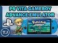 PS Vita 3.65/3.67/3.68 GameBoy Advance Emulator! (VHBL!)