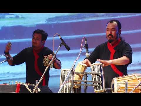 Kutumba instrumental live performance, 10th South Asia Economic Summit, 2017