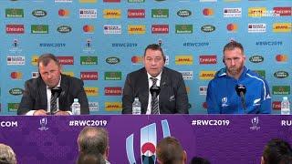 Steve Hansen and Kieran read press conference | New Zealand vs Ireland