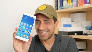Xiaomi Redmi Note 4 hands-on [Greek]