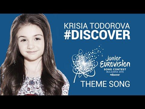 Krisia Todorova - #Discover (Lyrics Video)